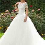 Модное свадебное платье в 2017 году